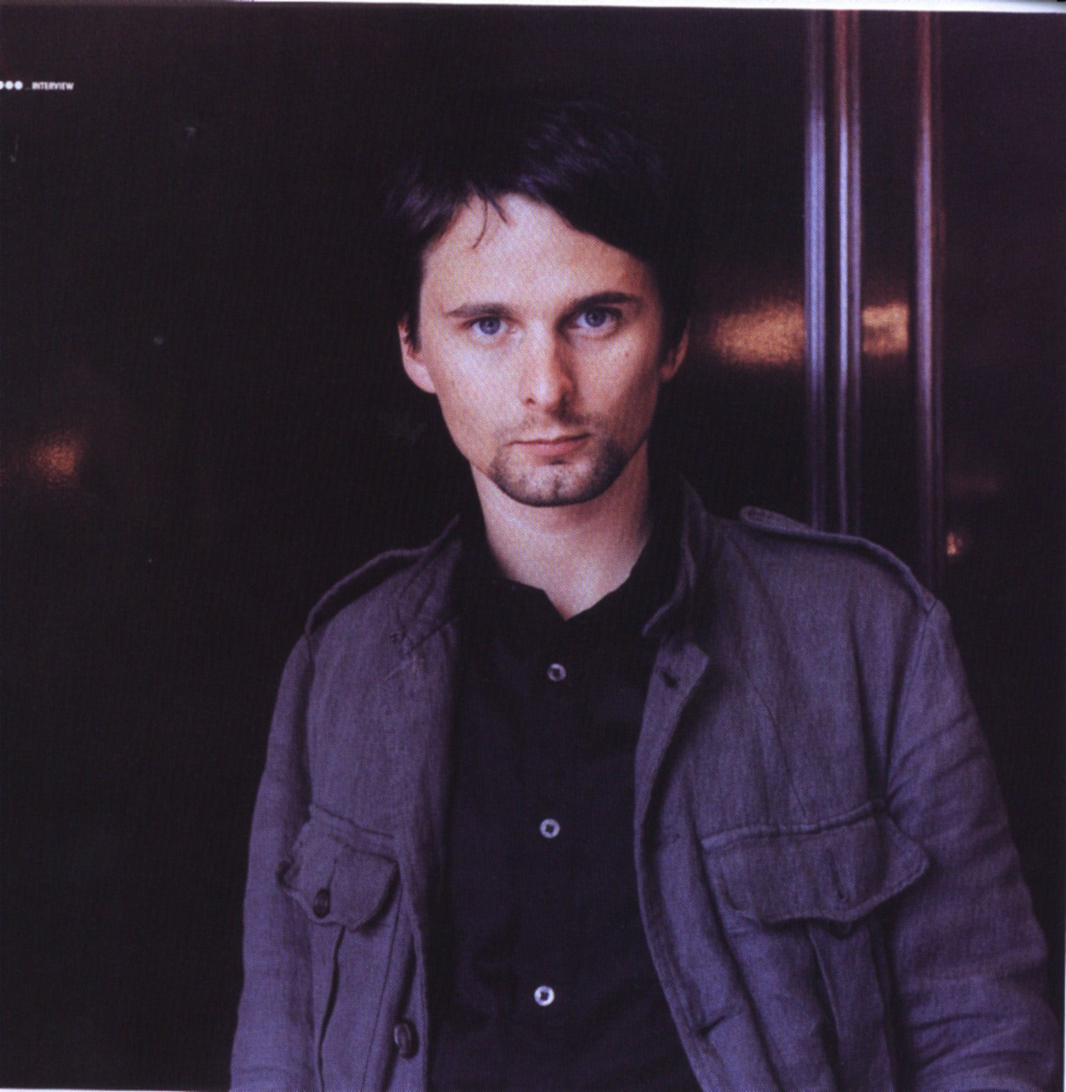 matthew bellamy guitar