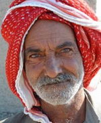 Older man from Sabaa